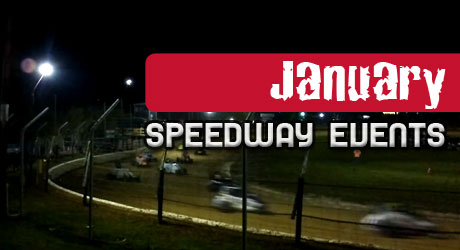 January Speedway Events