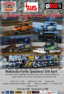 Auckland Superstock Champs