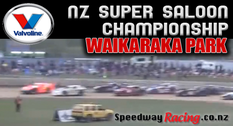 2013 NZ Super Saloon Championship
