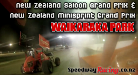 New Zealand Saloon Grand Prix & New Zealand Minisprint Grand Prix